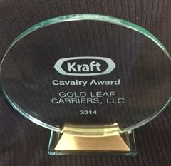 Kraft Award